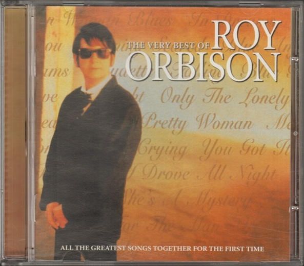 Roy Orbison The Very Best Of Roy Orbison Records Lps