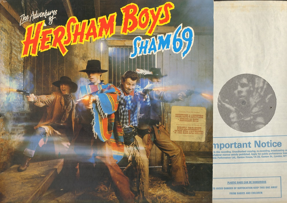 Hersham Boys - SHAM 69