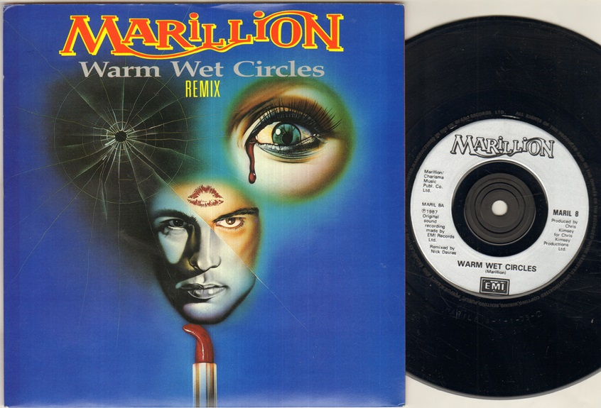 MARILLION - Warm Wet Circles Remix