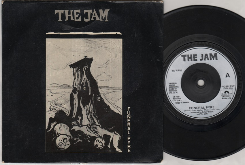 JAM - Funeral Pyre Single