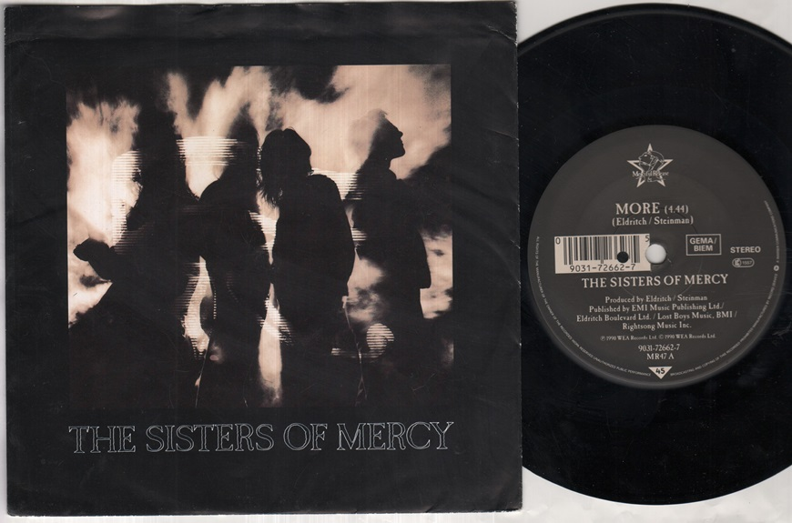SISTERS OF MERCY - More EP