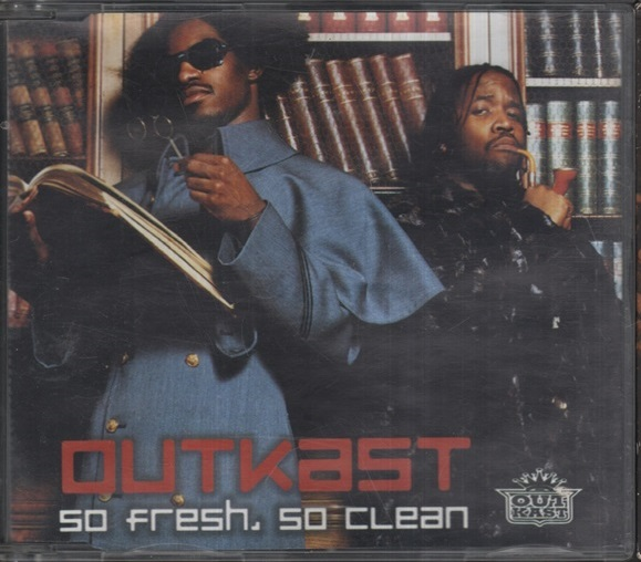 Outkast So Fresh So Clean Records Lps Vinyl And Cds