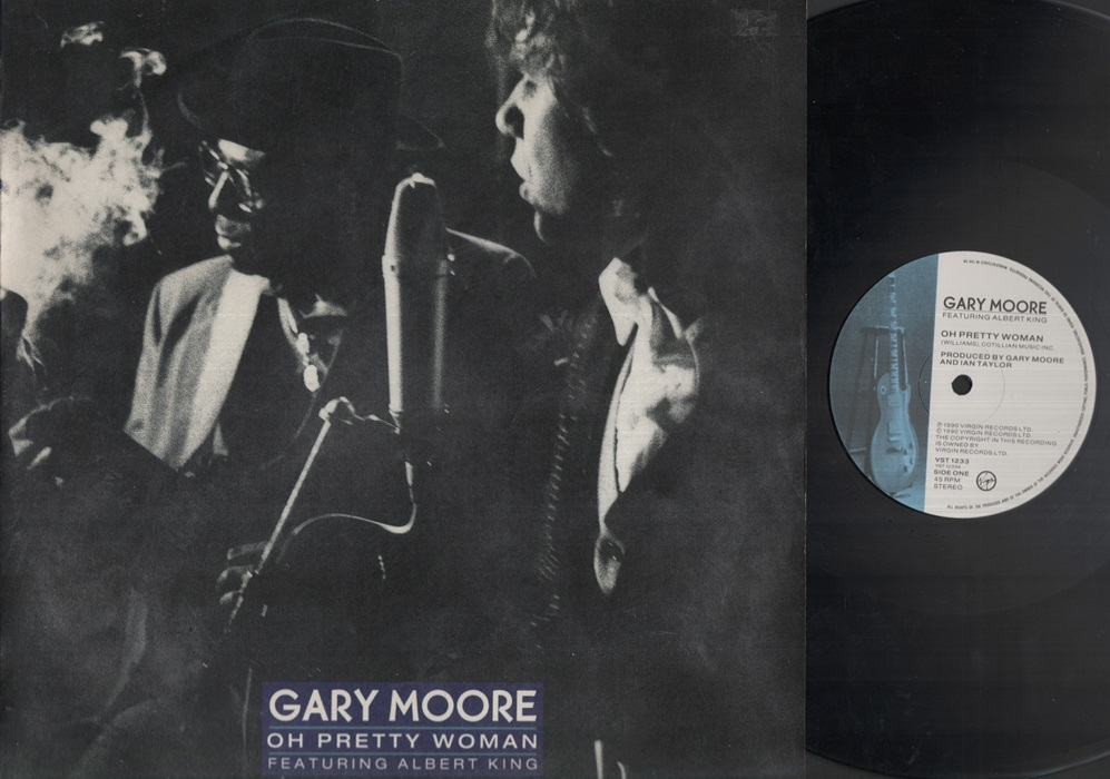 Gary Moore Oh Pretty Woman Records Lps Vinyl And Cds